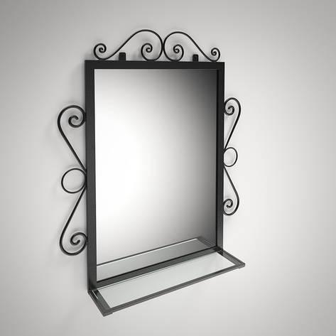 Зеркало Дартмунд в кованном обрамлении, фото 2