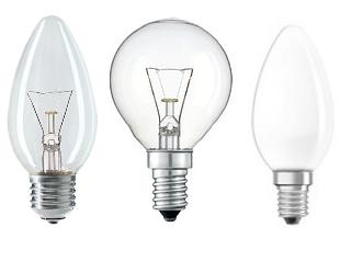 Накаливания лампы Philips