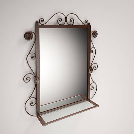 Зеркало Ричмонд в кованном обрамлении, фото 2