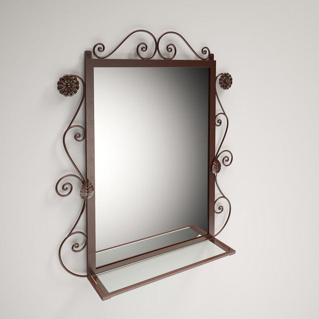 Зеркало Ричмонд в кованном обрамлении