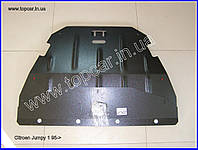 Защита двигателя метал Citroen Jumpy I  Украина ZDCJ1