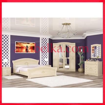 Спальня  Милано  (Мебель Сервис), фото 2