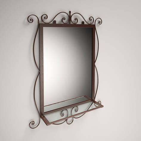Зеркало Виндзор в кованном обрамлении, фото 2