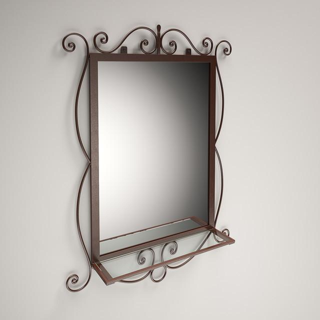 Зеркало Виндзор в кованном обрамлении