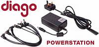 Блок питания для педалборда Diago Powerstation PS-01