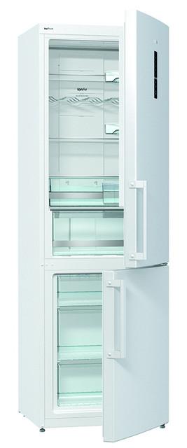 Двухкамерный холодильник Gorenje NRK6191MW