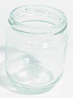 Стеклянная баночка стаканчик для йогуртницы без крышки SS-193156