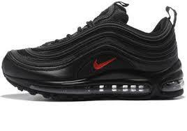 8bc0fd68 Мужские кроссовки Nike Air Max 97 Black Red - купить по лучшей цене ...