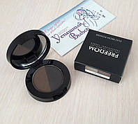 Тени для бровей Freedom Makeup London Duo Eyebrow Powder - Ebony