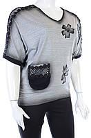 Женская футболка7181 52