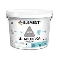 "Финишная шпатлевка ""ELEMENT"" 3.5 кг"