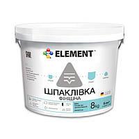 "Финишная шпатлевка ""ELEMENT"" 8 кг"
