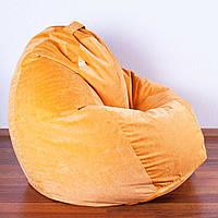 Кресло мешок груша XXL | флок Jaguar