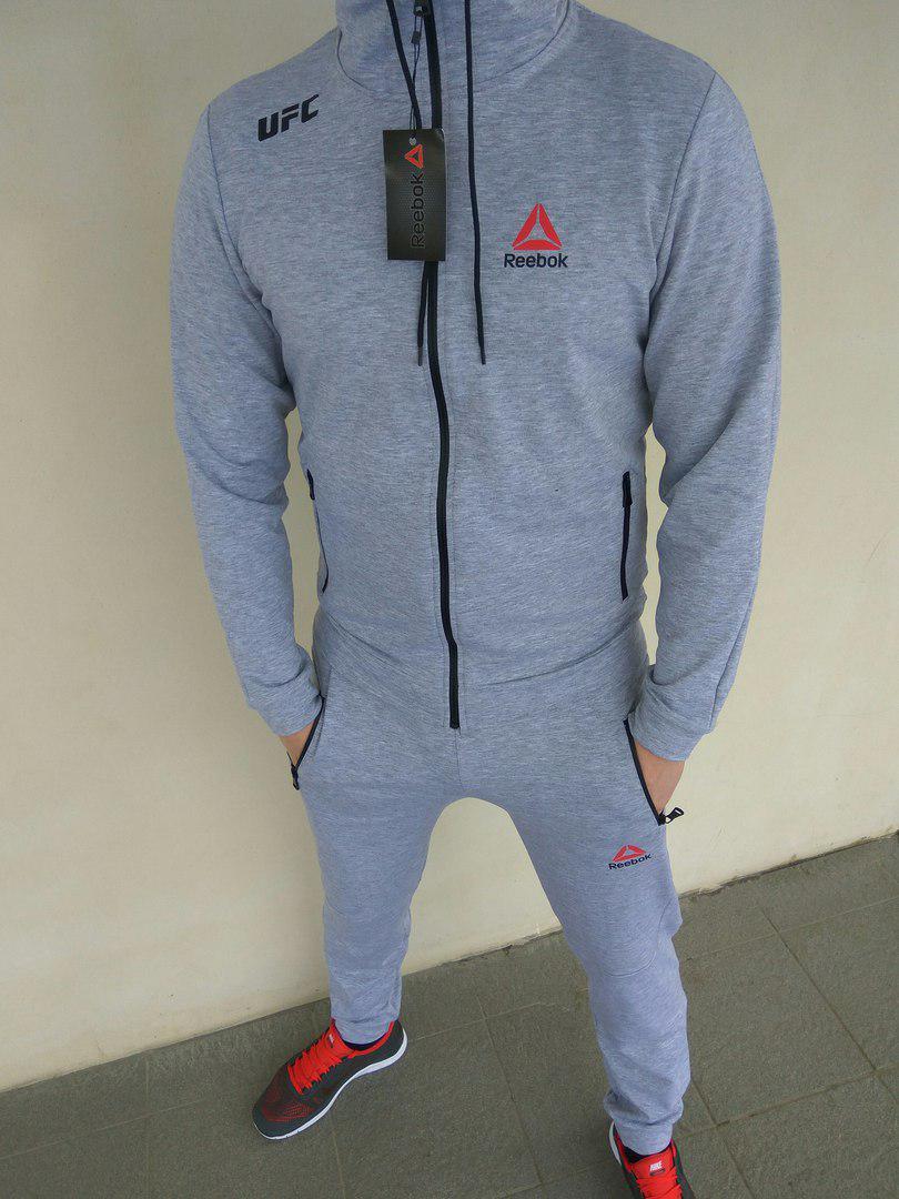 494e626499be Стильный мужской спортивный костюм Reebok UFC(реплика) - Интернет-магазин  вещей