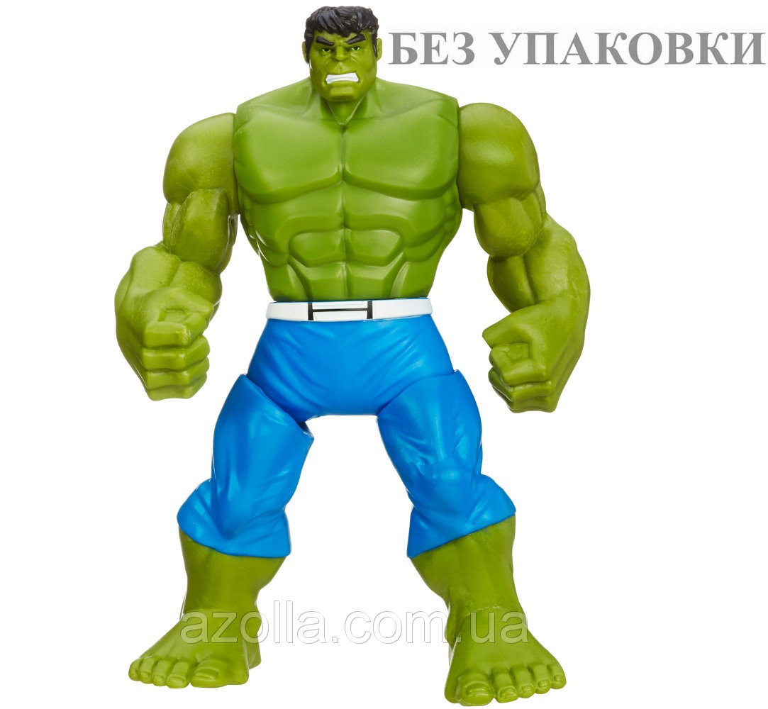"Боевая фигурка Халка - Hulk, ""Hulk and Agents of S.M.A.S.H"", Toys R Us, Hasbro"