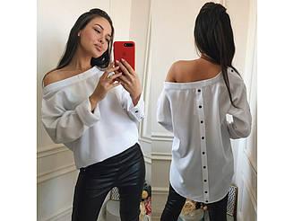 Рубашка женская свободного кроя норма и Большого размера