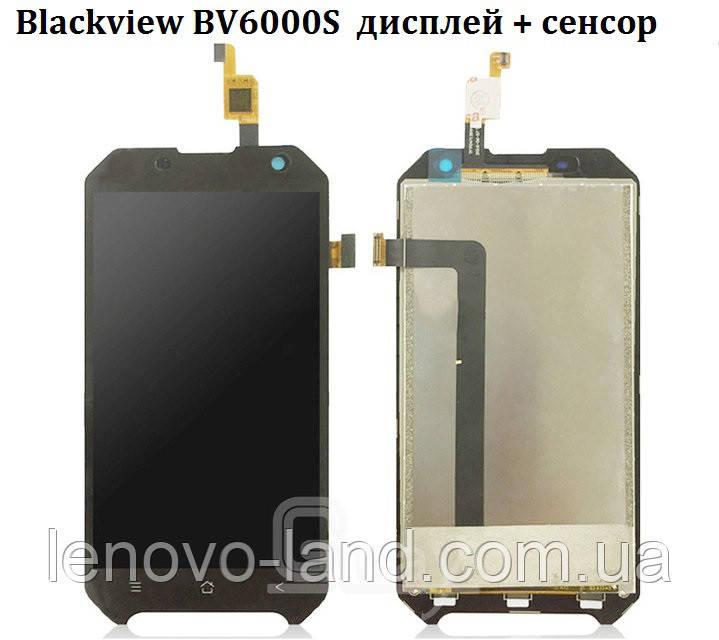 Модуль для Blackview BV6000S дисплей + сенсор