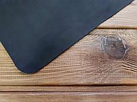 Кожа искусственная Crazy 1.4мм Италия цвет черный