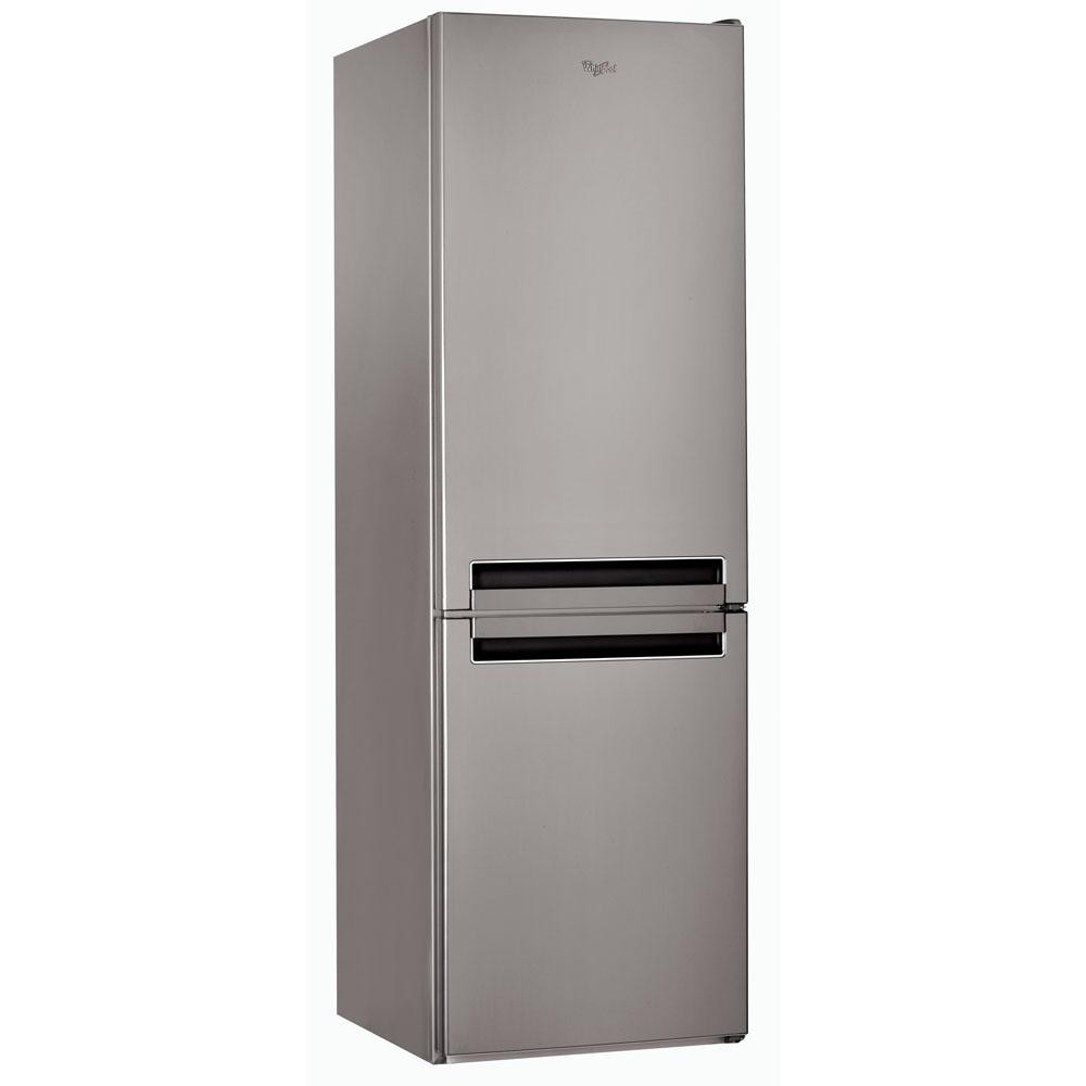 Двухкамерный холодильник Whirlpool BSNF8151 OX
