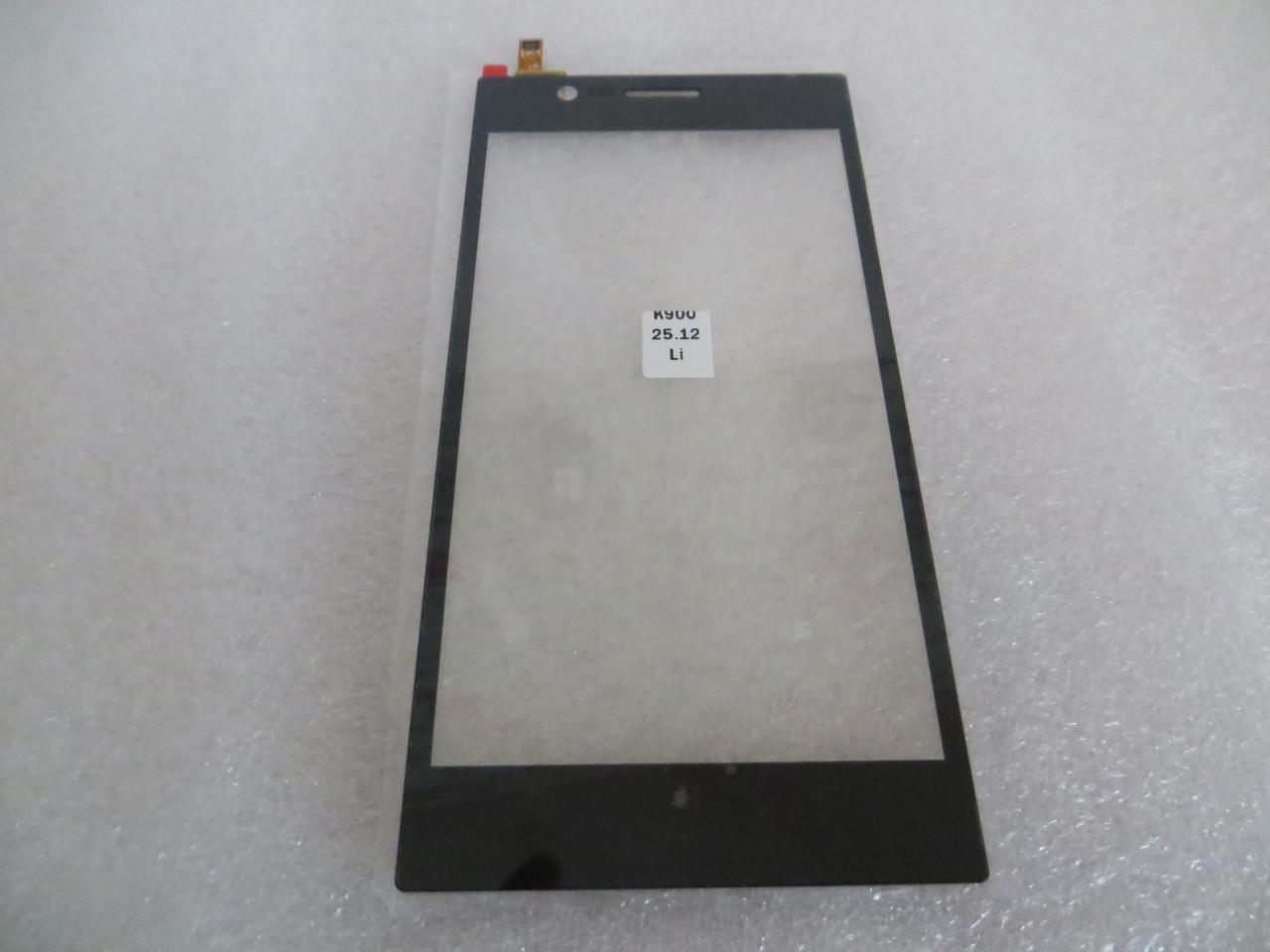 Сенсор Lenovo K900 black
