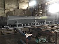 Тензометрический весовой конвейер KARMEL
