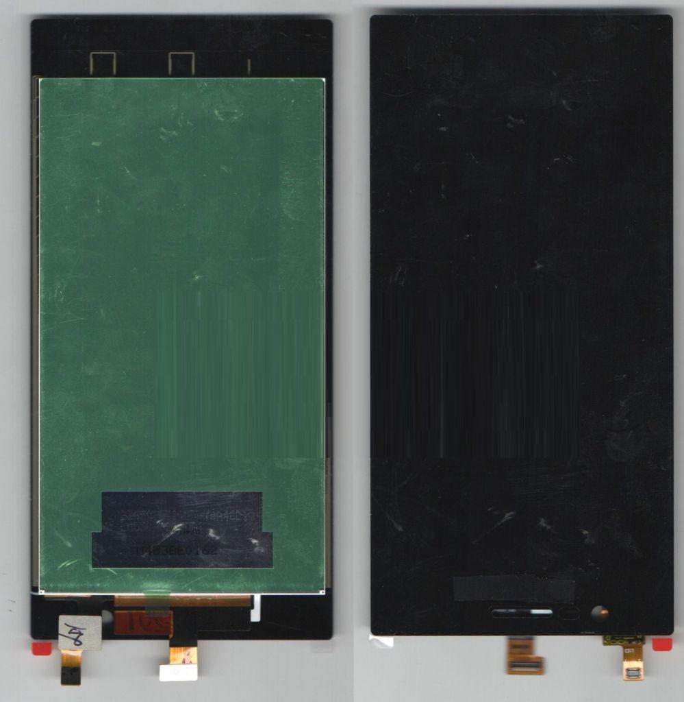Модуль Lenovo K900 (ic Synaptic) black h.c.
