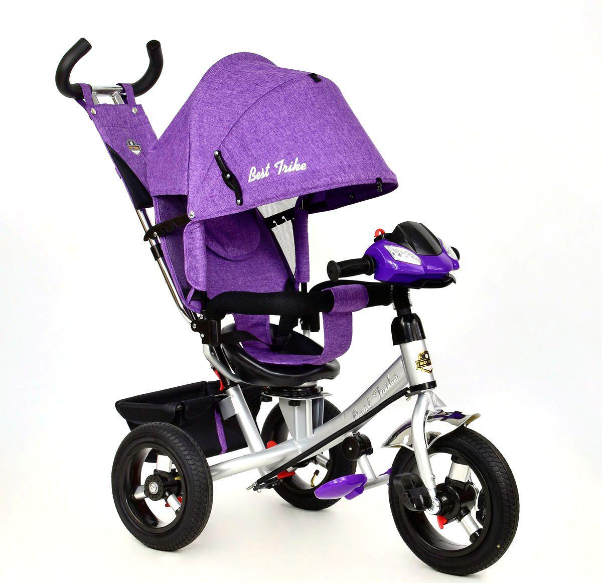 Велосипед трехколесный Best Trike 7700 B - 5670