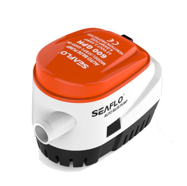 Помпа для відкачування трюмна автоматична Seaflo G750
