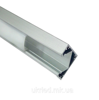 Профиль для светодиодной ленты ЛПУ-17