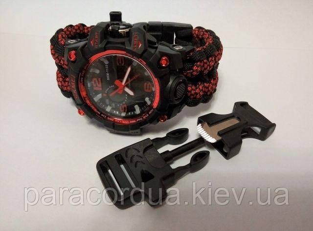 Купить часы с браслетом из паракорда купить часы в баню в спб