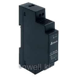 DRC-12V10W1AZ Блок питания на Din-рейку Delta Electronics 12В, 0,83A / аналог HDR-15-12, MDR-10-12 Mean well