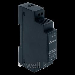DRC-24V10W1AZ Блок питания на Din-рейку Delta Electronics 24В, 0,42A / аналог HDR-15-24, MDR-10-24 Mean well