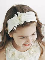 Повязка для девочки ТМ Смил, арт. 118488, возраст от 1 до 5 лет