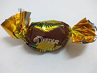 Дыня с грецким орехом в глазури