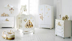 Комплект мебели для детской комнаты Baby Expert Cremino by Trudi