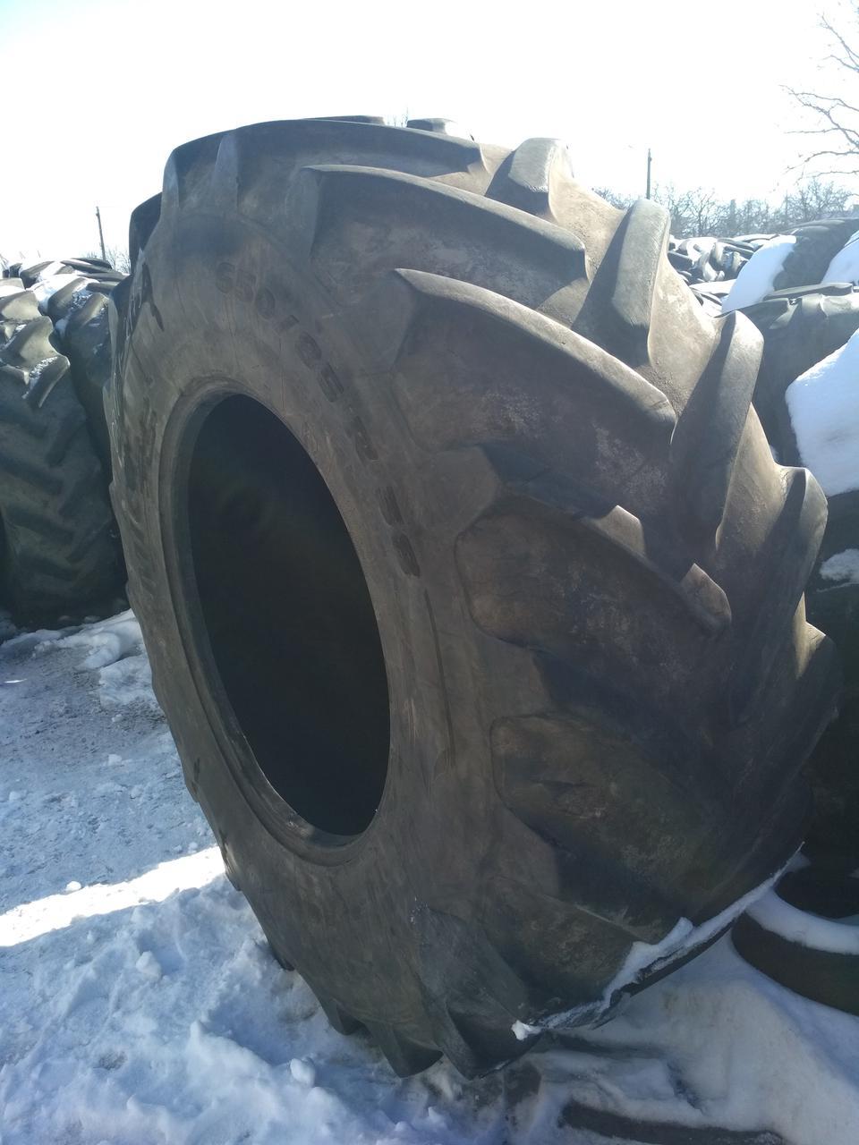 Шина б/у 650/65R38 Michelin на трактор NEW HOLLAND, CASE IH, FENDT