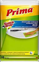 Салфетки универсальные для уборки  Prima (Scotch-Brite) 10 шт