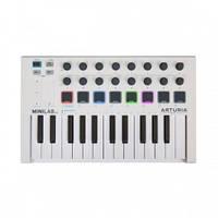 MIDI-клавиатура/Контроллер Arturia MiniLab MKII Белый