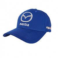 Мужская кепка с автомобильным логотипом MAZDA
