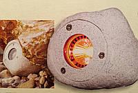 Комплект садовых светильников под натуральный камень