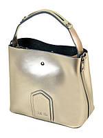 Брендовая кожаная женская сумка Alex Rai