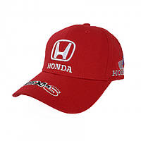 Мужская кепка с автомобильным логотипом HONDA