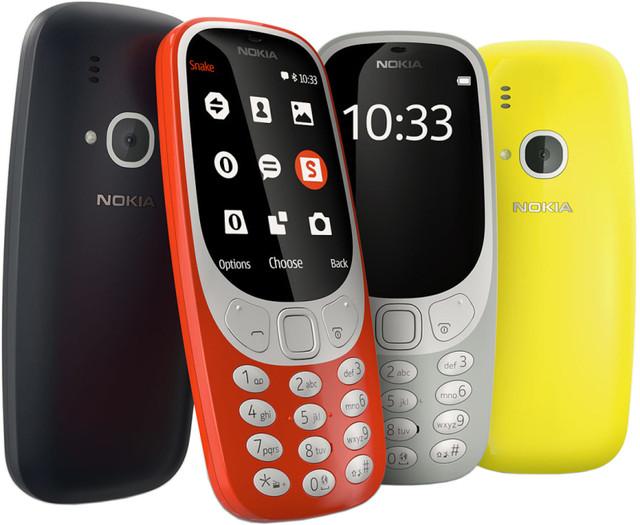 Мобильный телефон Nokia 3310 Dual Sim Red