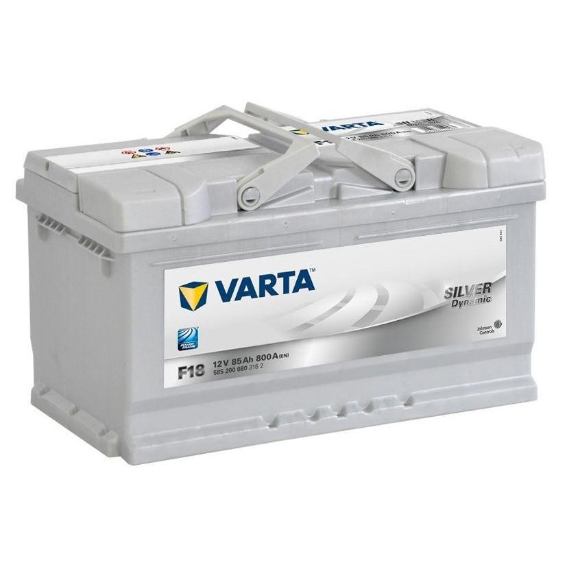 Аккумулятор VARTA SD  6СТ-85 (0) F18