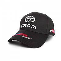 Мужская кепка с автомобильным логотипом TOYOTA