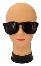 Мужские матовые  поляризационные солнцезащитные очки , фото 2