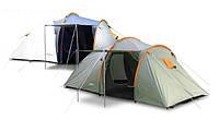 Палатка туристическая Abarqs stella 3 большой тамбур, фото 1
