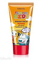 """Детская зубная паста  """" Яблоко"""" 3+  серия TECHNO KIDS"""
