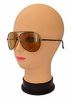 Мужские солнцезащитные очки поляризационные с флексами - антифара