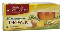 Чай Westminster имбирь и лимон 25 пакетиков